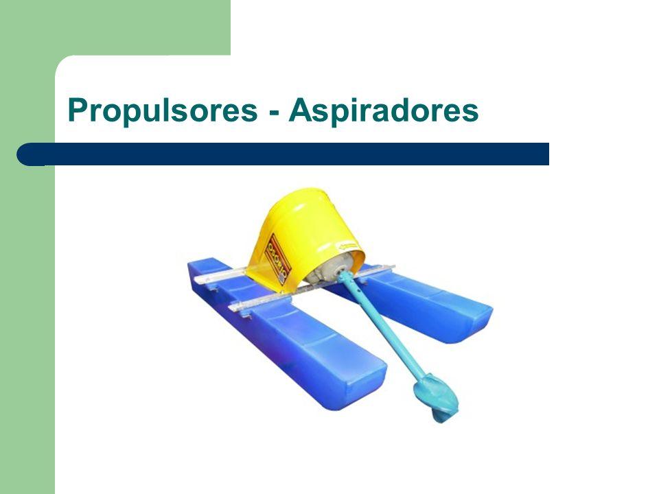 Propulsores - Aspiradores