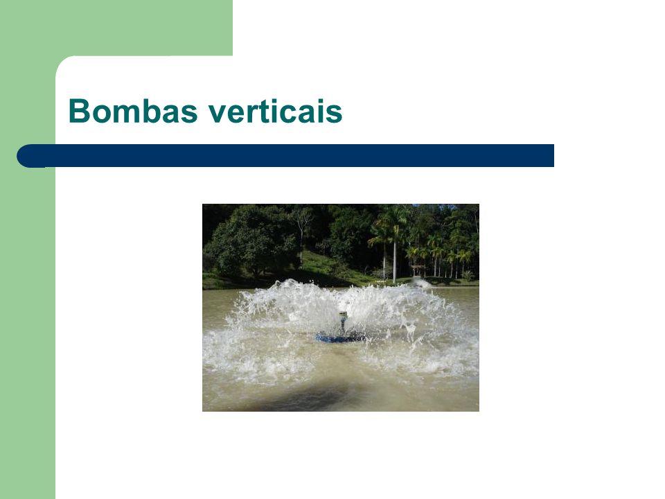 Bombas verticais
