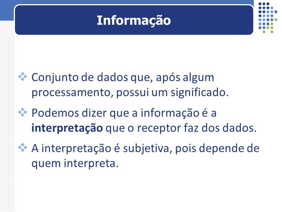 Conhecimento é informação organizada aplicável na solução de problemas – WOOLF (1990).