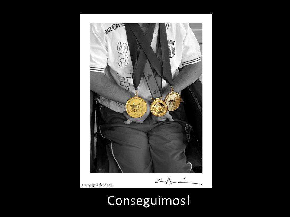 Conseguimos! Copyright © 2009.