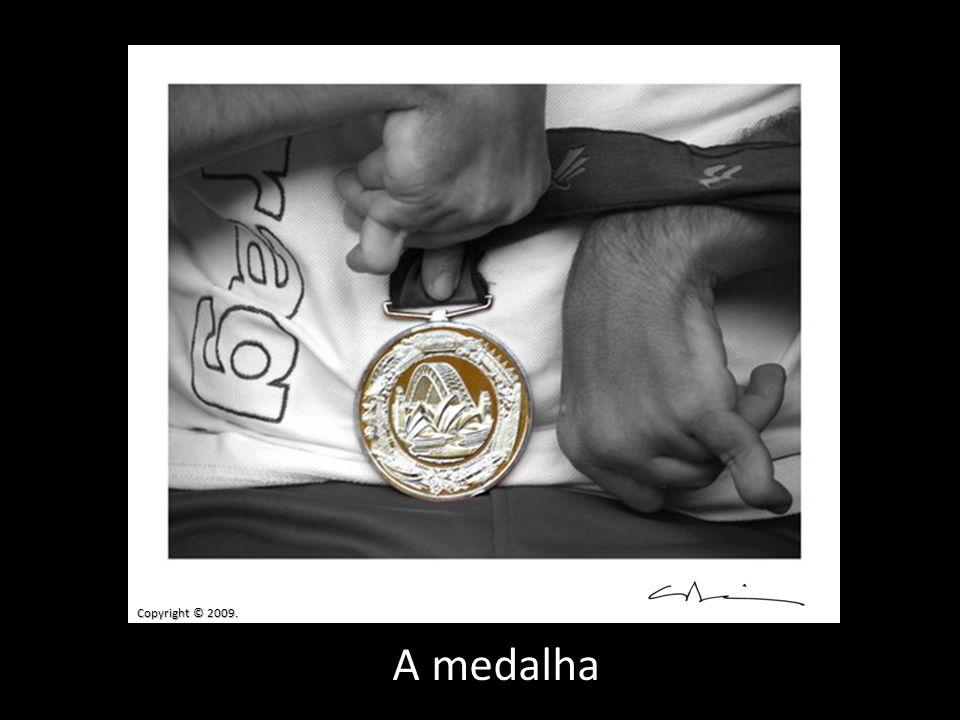 A medalha Copyright © 2009.