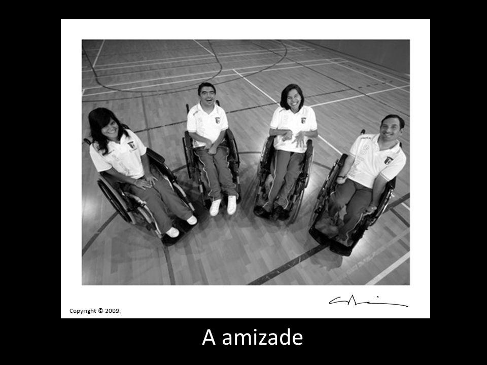 A amizade Copyright © 2009.