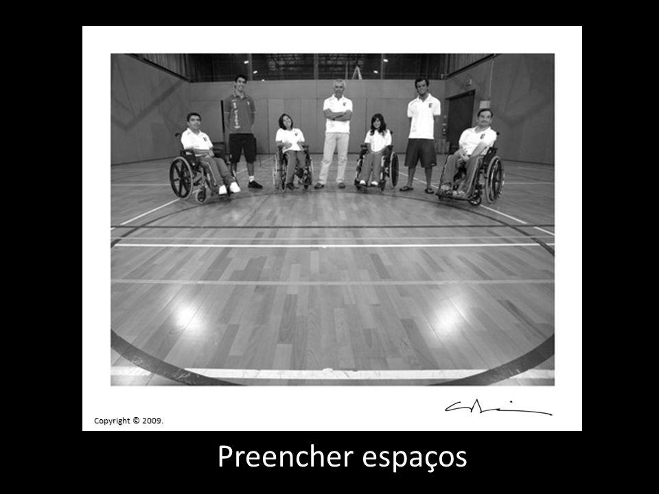 Preencher espaços Copyright © 2009.