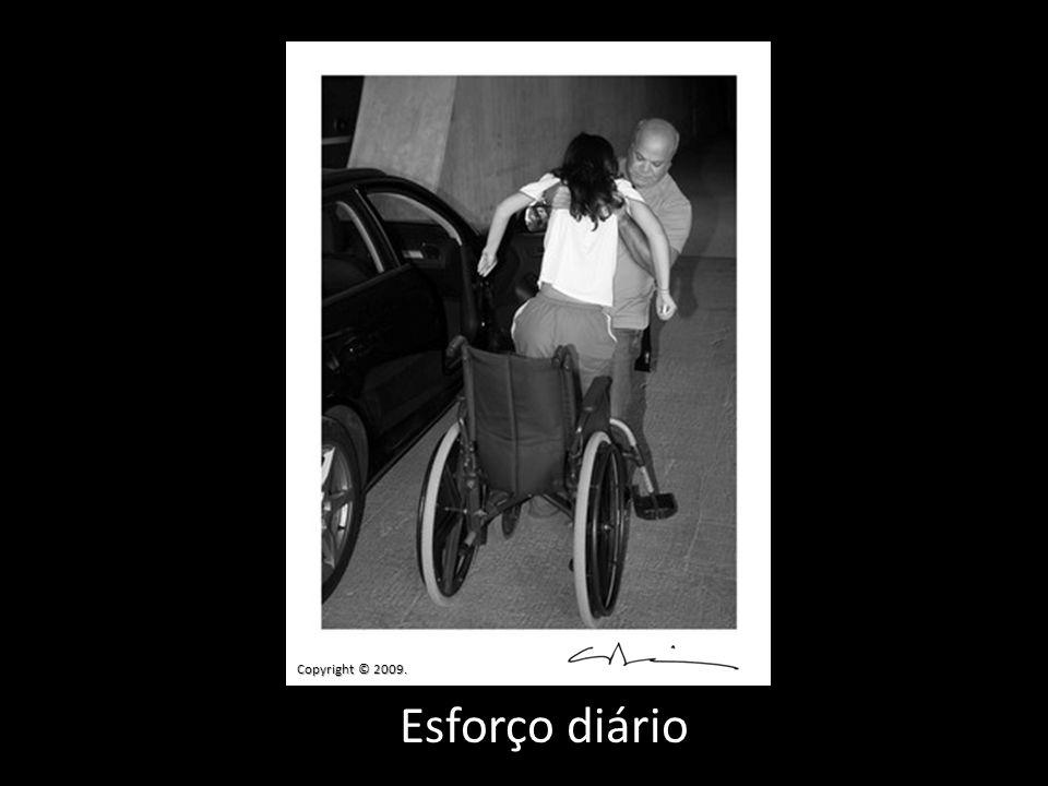 Esforço diário Copyright © 2009.