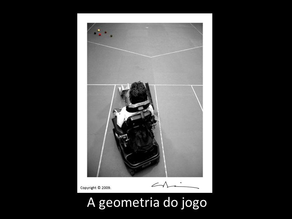 A geometria do jogo Copyright © 2009.