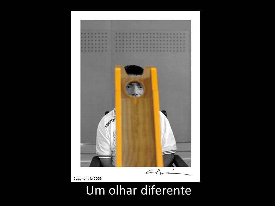 Um olhar diferente Copyright © 2009.