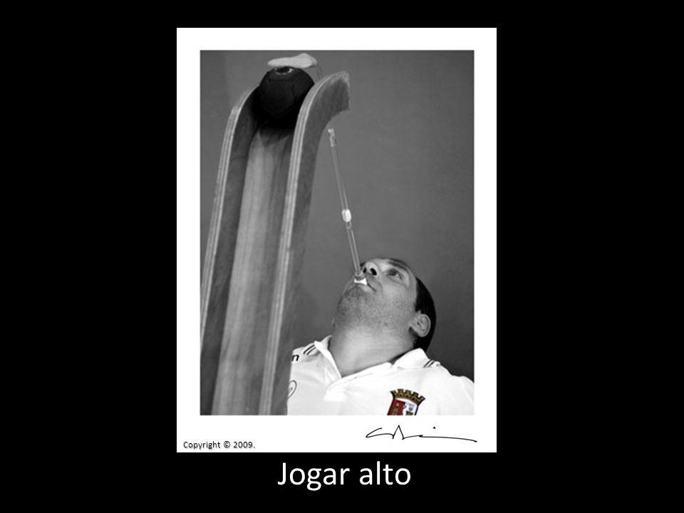 Jogar alto Copyright © 2009.