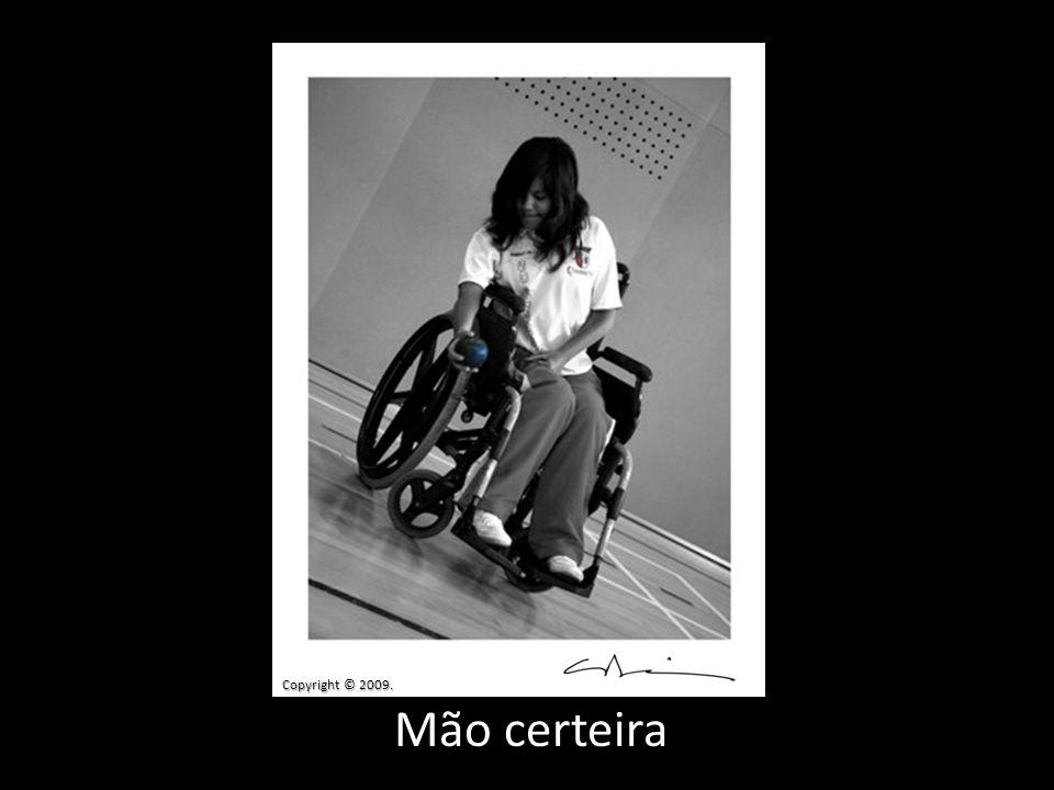 Mão certeira Copyright © 2009.