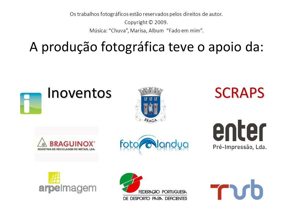 Os trabalhos fotográficos estão reservados pelos direitos de autor. Copyright © 2009. Música: Chuva, Marisa, Album Fado em mim. A produção fotográfica