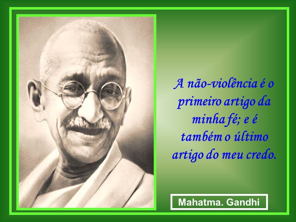 Fora da caridade não há salvação, princípio de união, de tolerância, que ligará os homens num sentimento comum de fraternidade.