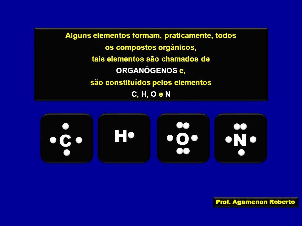 Prof. Agamenon Roberto Existem substâncias como o CO, CO 2, H 2 CO 3 e demais carbonatos, HCN e demais cianetos, que são considerados compostos de tra
