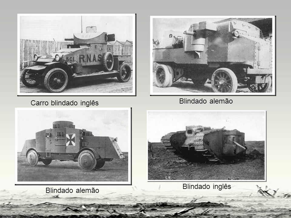 Carro blindado inglês Blindado alemão Blindado inglês