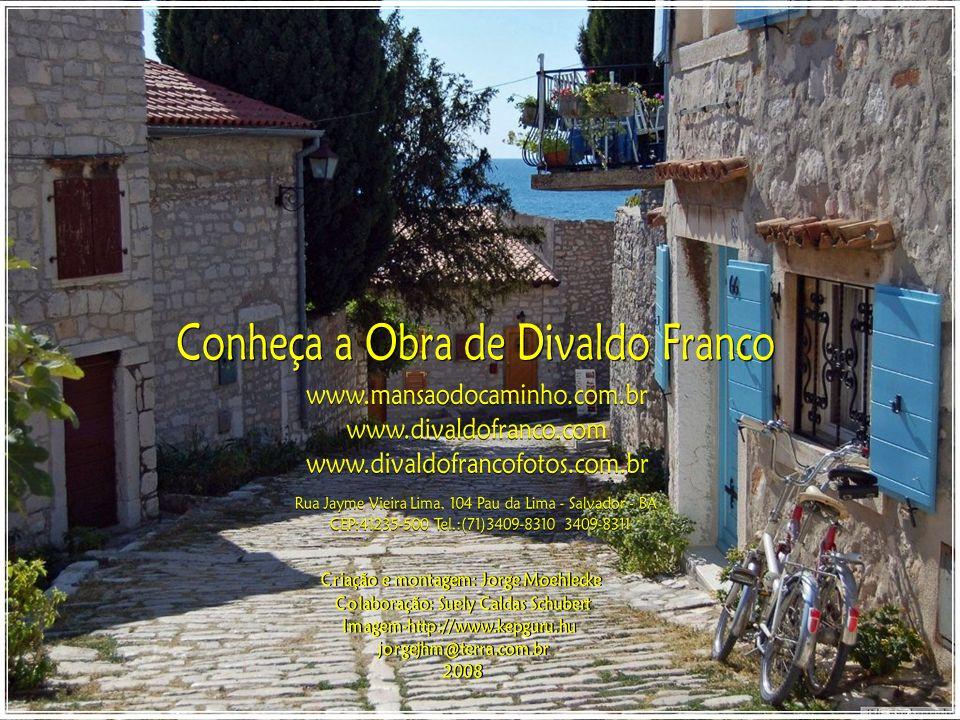 Divaldo Franco, em 2008, completou 81 anos de idade e 61 anos de oratória. Realiza, anualmente, cerca de trezentas palestras (incluídas as proferidas
