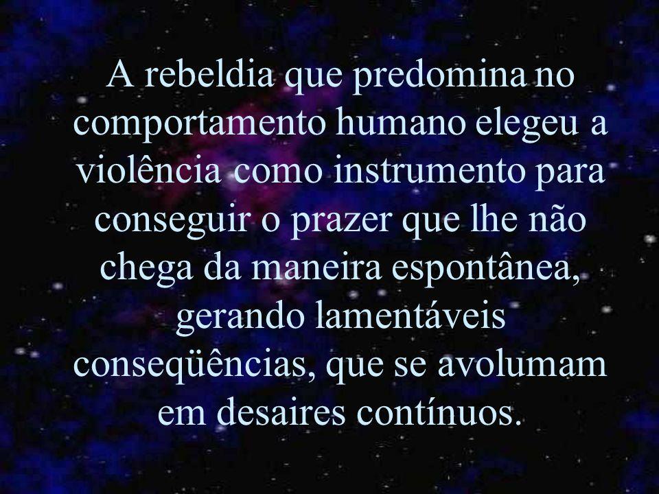 Há, em toda parte, uma destinação inevitável, que expressa a ordem universal e a presença de uma Consciência Cósmica atuante.