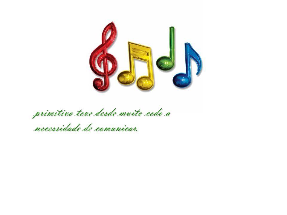 para a educação dos jovens. No Egito fazia-se música tanto