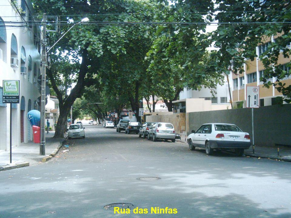 Ginásio Pernambucano – Na Rua da Aurora