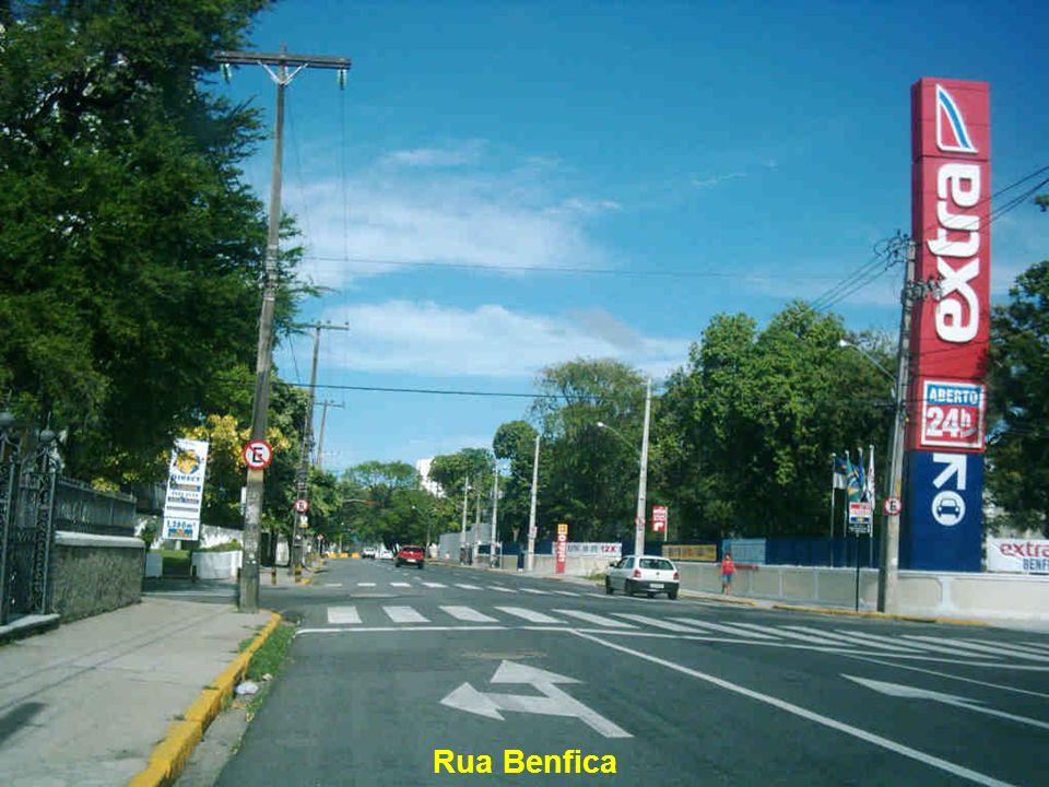 Rua da Soledade