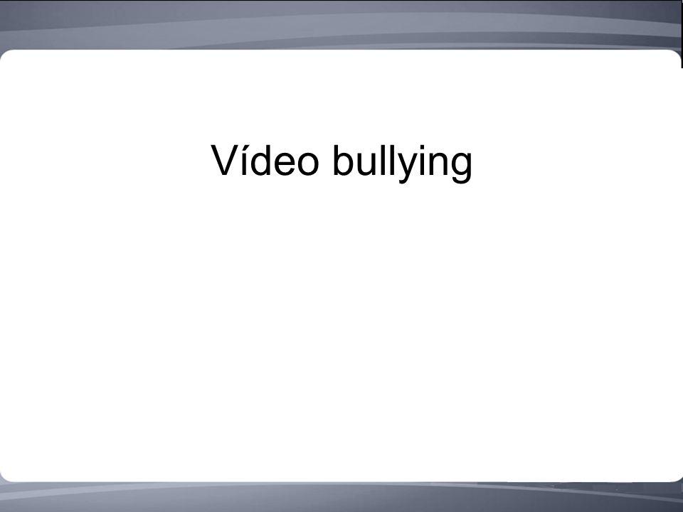 Vídeo bullying
