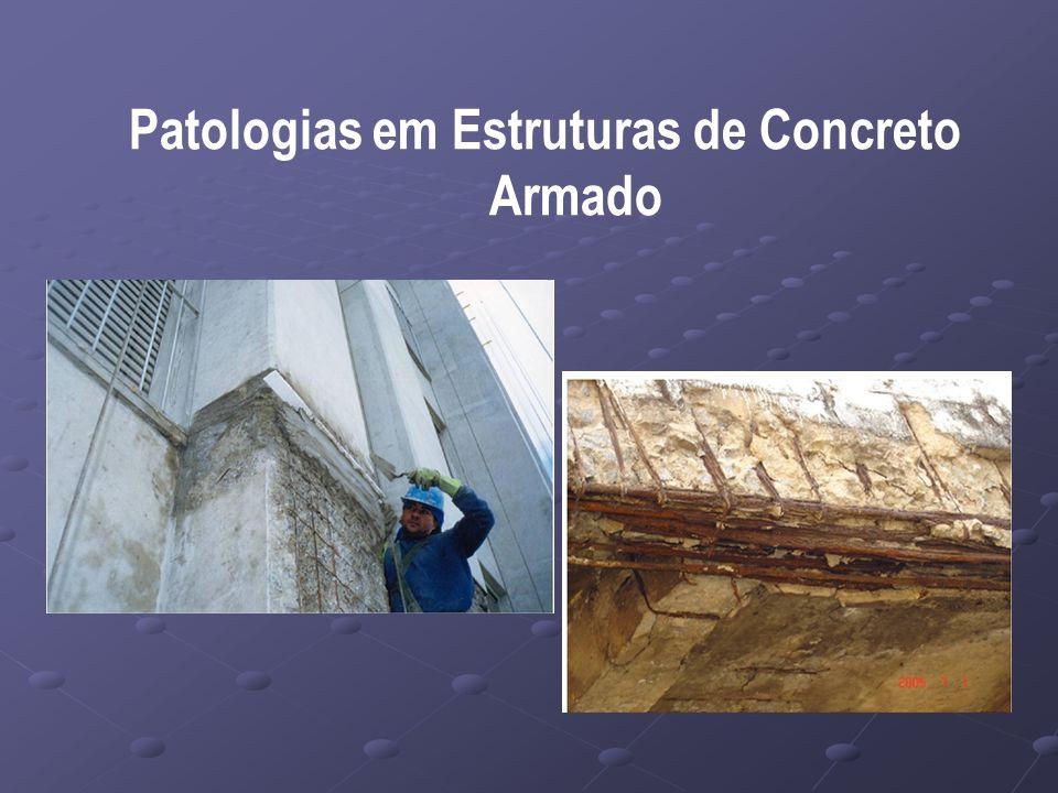 Patologias em Estruturas de Concreto Armado