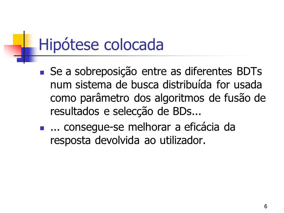 5 Replicação em RI distribuída BD2 EI Cliente BD1 BD centralizada virtual Espaço de Informação 1 Espaço de Informação 2 Estática vs Dinâmica Coordenada e Não Coordenada Transparência da Replicação