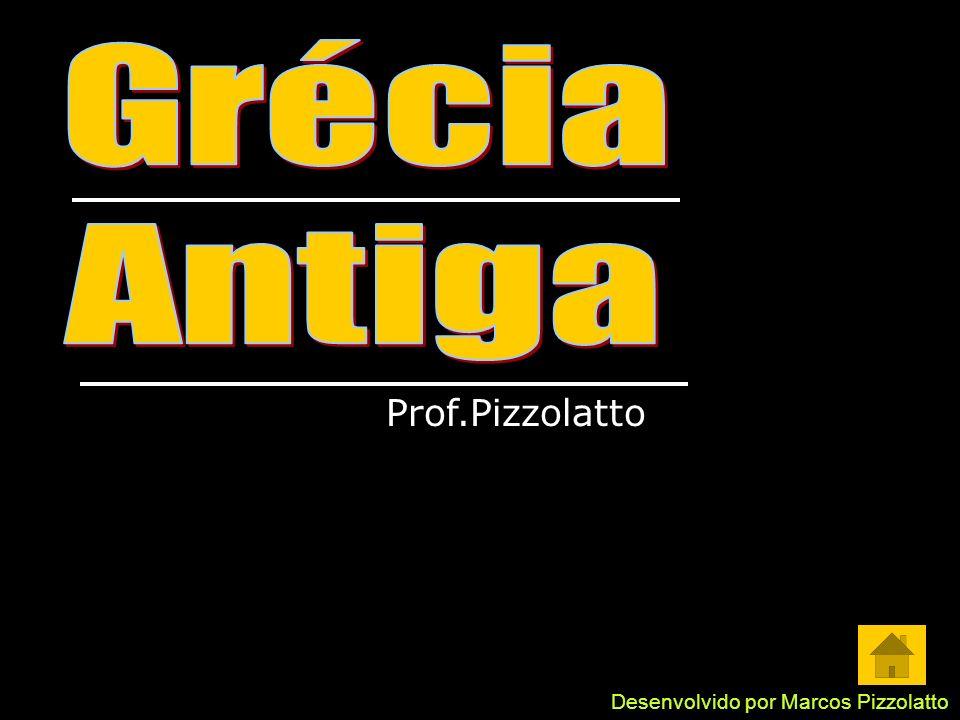 Menu Desenvolvido por Marcos Pizzolatto