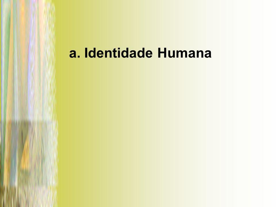 a. Identidade Humana
