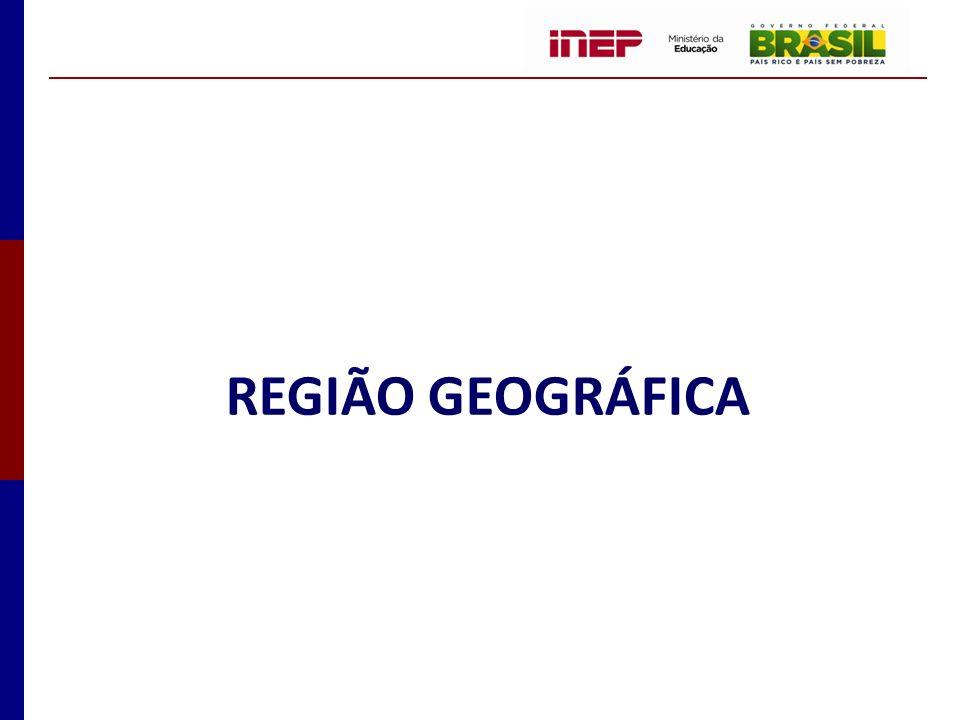 REGIÃO GEOGRÁFICA