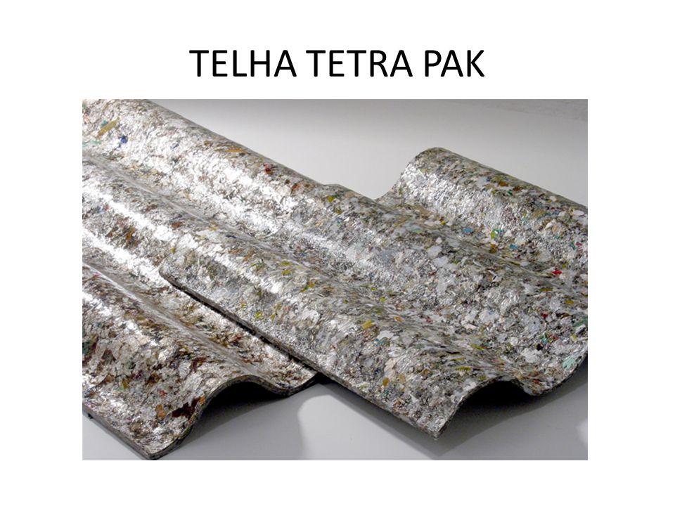 TELHA TETRA PAK