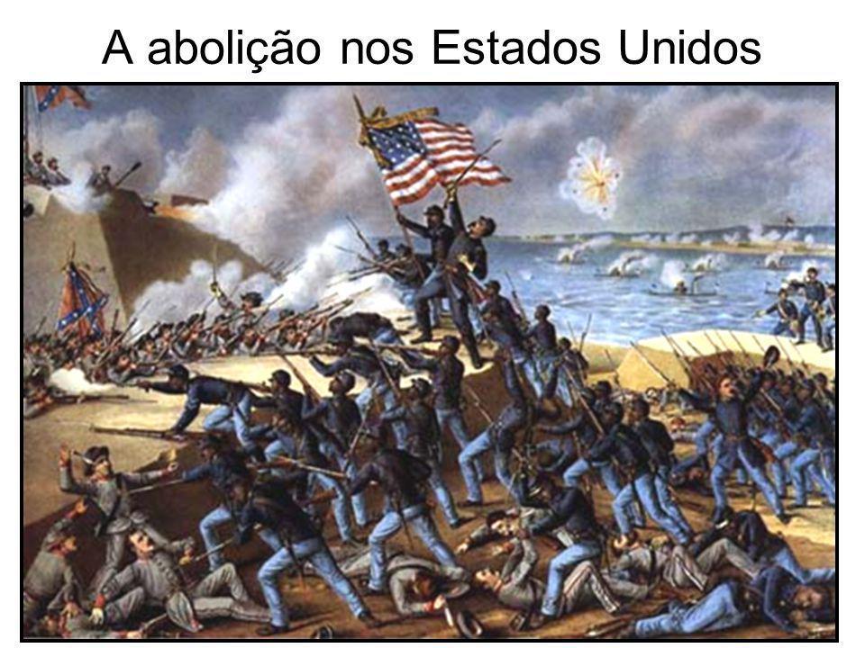 A abolição nos Estados Unidos