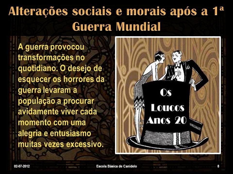 02-07-2012Escola Básica de Canidelo9