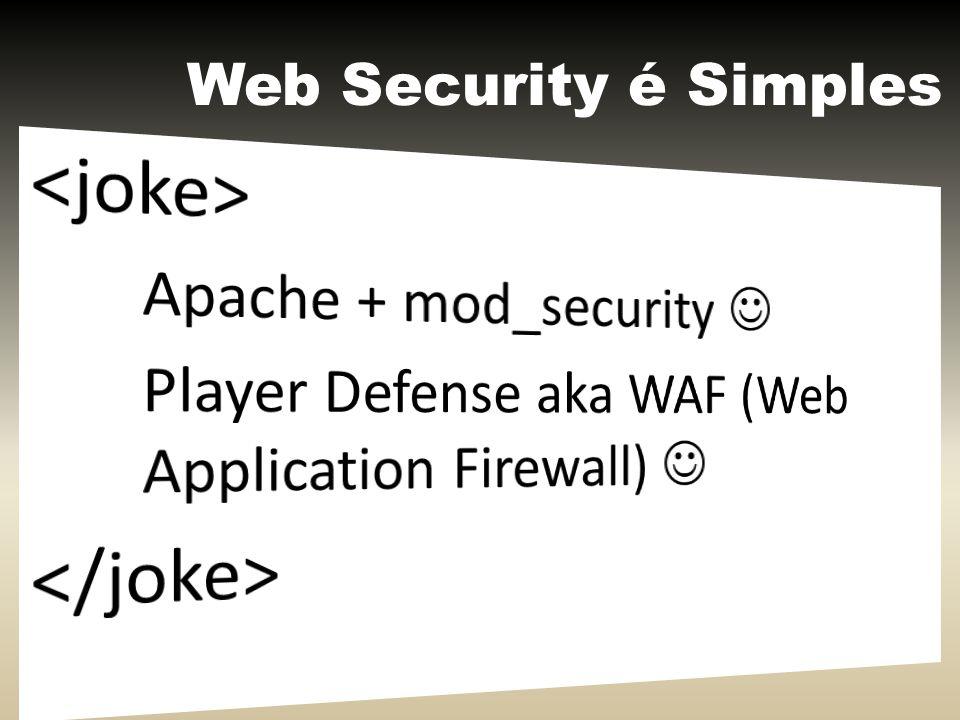 Explorando Web Resouces com w3af