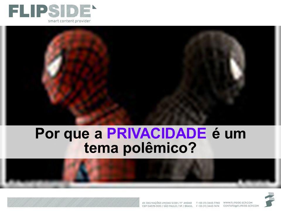 Por que a PRIVACIDADE é um tema polêmico?