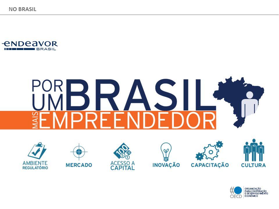 MENSAGENS-CHAVE: O QUE NÓS JÁ SABEMOS Empreendedorismo no Brasil está num período de crescimento Empreendedores de alto crescimento tem mais impacto.