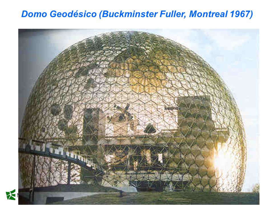 Markus Schwaninger 29 Domo Geodésico (Buckminster Fuller, Montreal 1967)