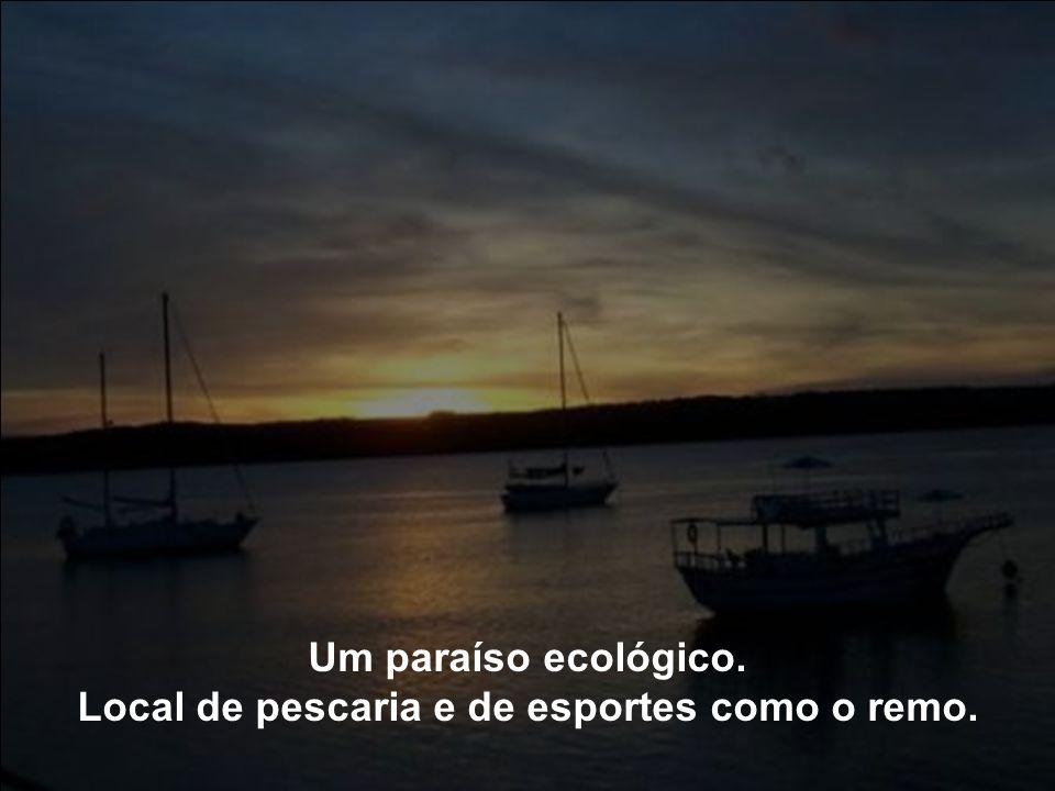 .. A Praia do Jacaré se tornou nos últimos anos parada obrigatória para todos os que visitam a Paraíba.