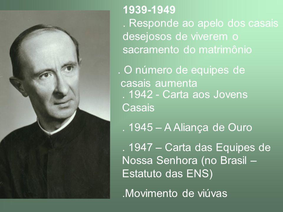 1950-1973.Desenvolvimento e expansão das Equipes (1950 chega ao Brasil).