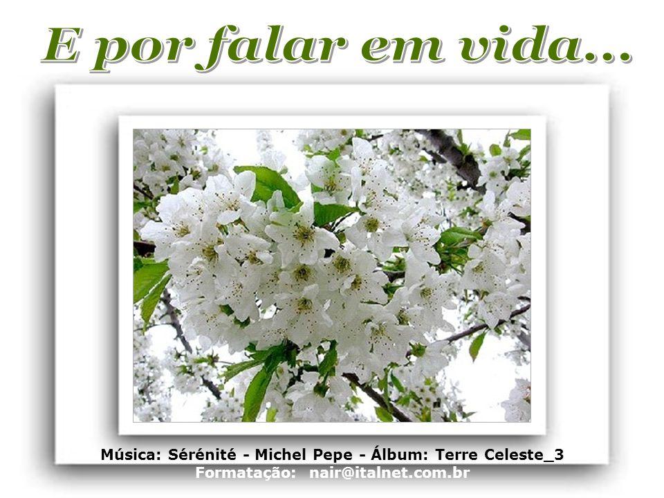 Música: Sérénité - Michel Pepe - Álbum: Terre Celeste_3 Formatação: nair@italnet.com.br