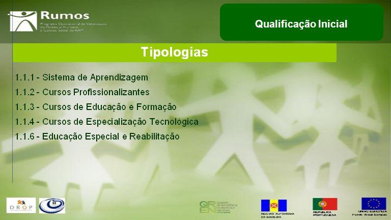 Qualificação Inicial