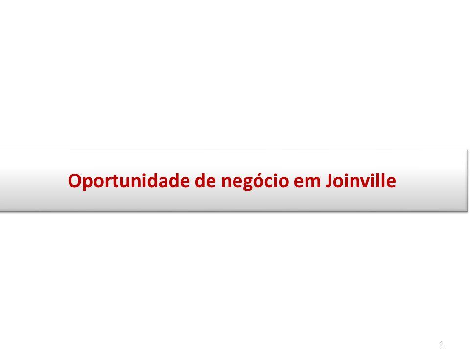 Oportunidade de negócio em Joinville 1