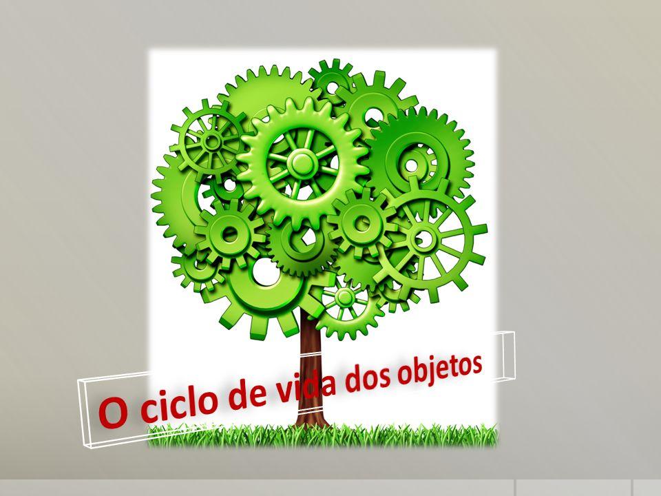 Por questões ambientais devemos pensar no ciclo de vida dos objetos.