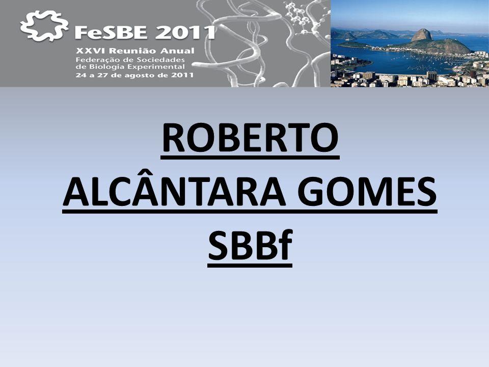 ROBERTO ALCÂNTARA GOMES SBBf
