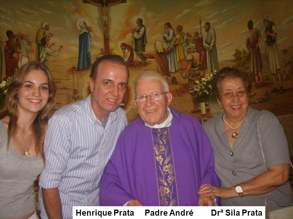 João Paulo Martins e esposa