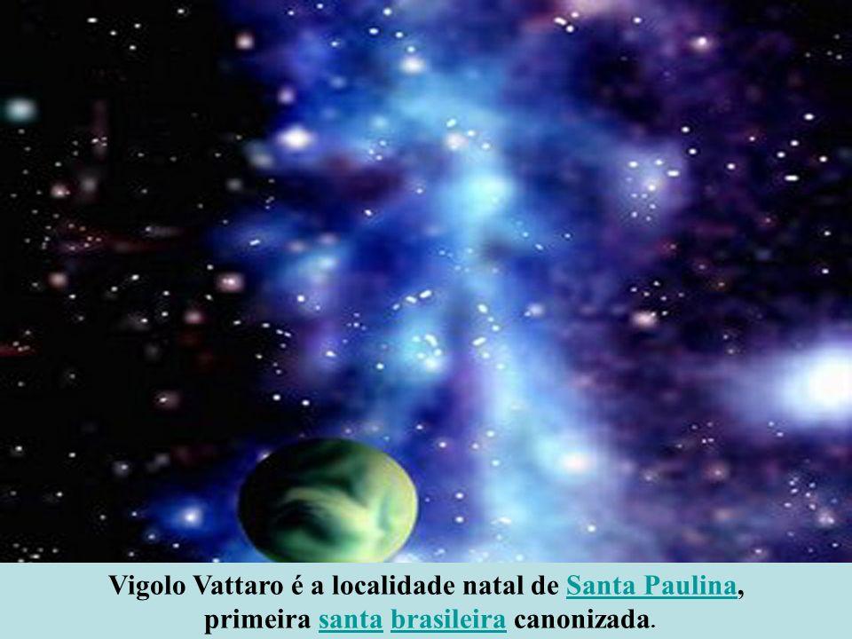 Vigolo Vattaro Norte da Itália