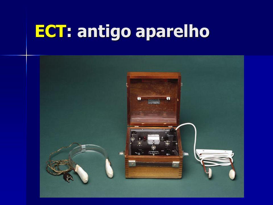 ECT: antigo aparelho
