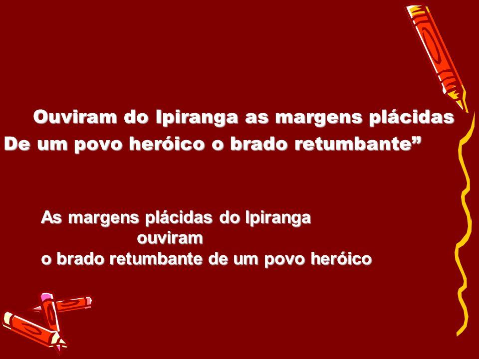 HIPÉRBATO INVERSÃO SINTÁTICA