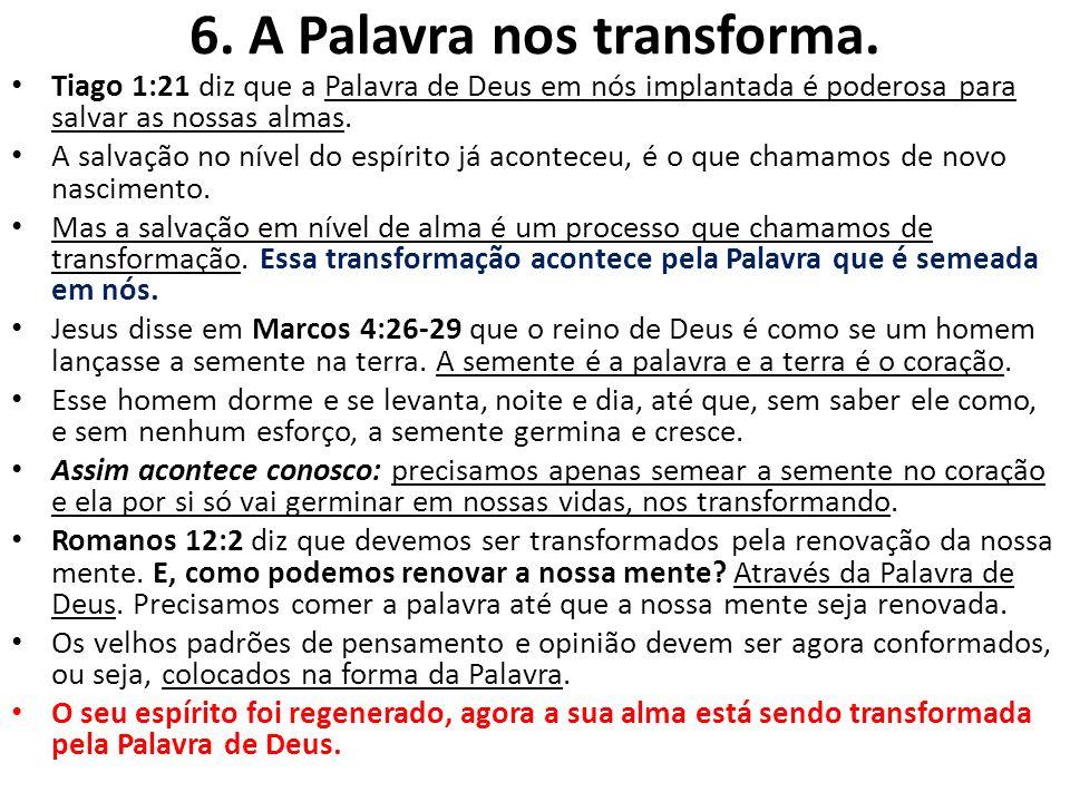 6.A Palavra nos transforma.