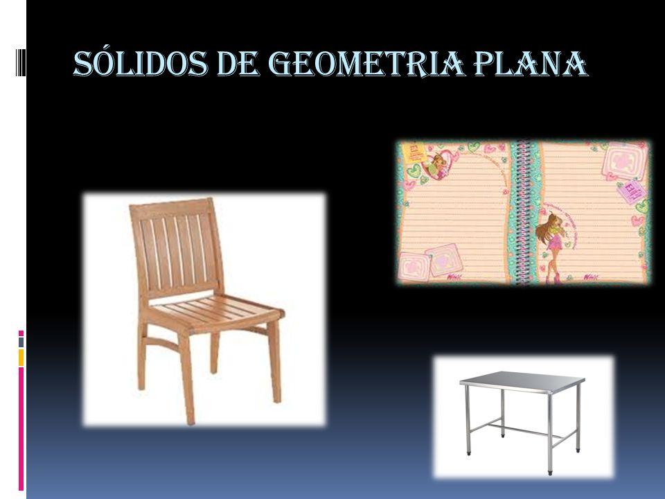 Sólidos de geometria plana