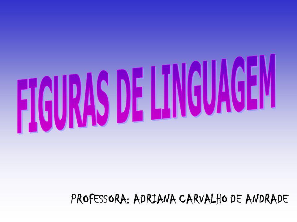 PROFESSORA: ADRIANA CARVALHO DE ANDRADE