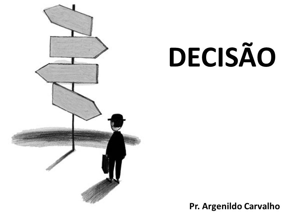 Pv.16.33 - A sorte se lança no regaço, mas do Senhor procede toda decisão.
