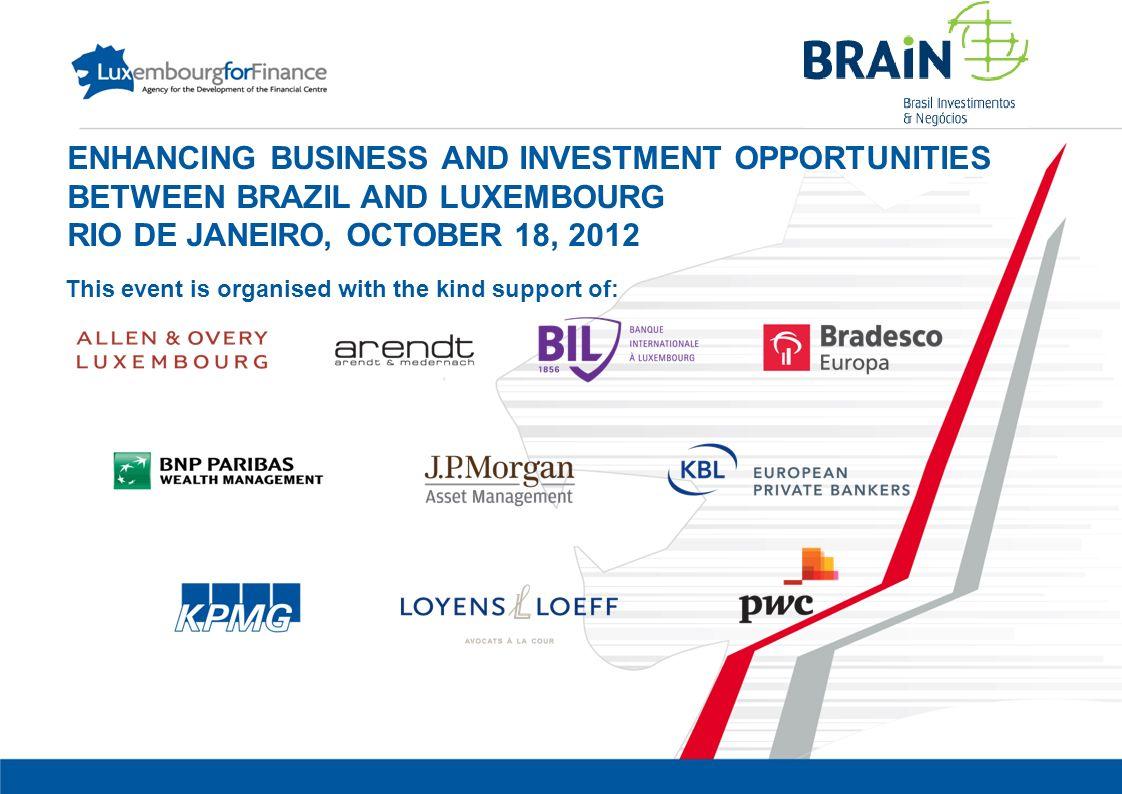 WELCOME ADDRESS Paulo Oliveira CEO, BRAIN